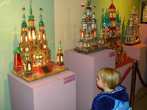 KRAKOWSKIE SZOPKI wystawa bożonarodzeniowe kraków gdzie