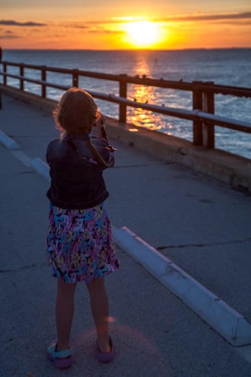 Karaiby zachód słońca-wycieczka Stany Zjednoczone z dzieckiem