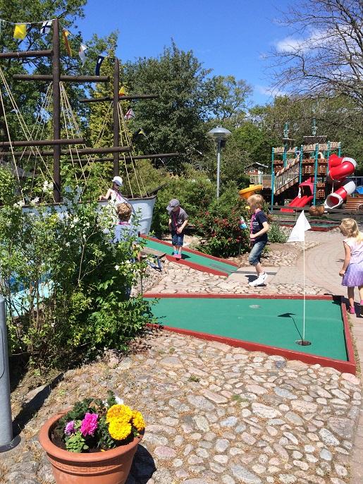 Karlskrona Dragsö camping atrakcje dla dzieci
