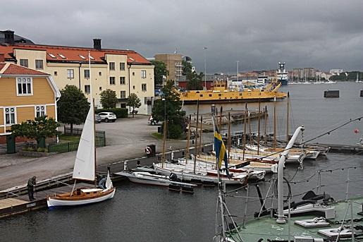 Karlskrona atrakcje-Muzeum Morskie (5)