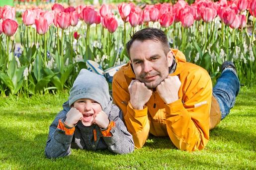 Keukenhof Lisse atrakcje dla dzieci