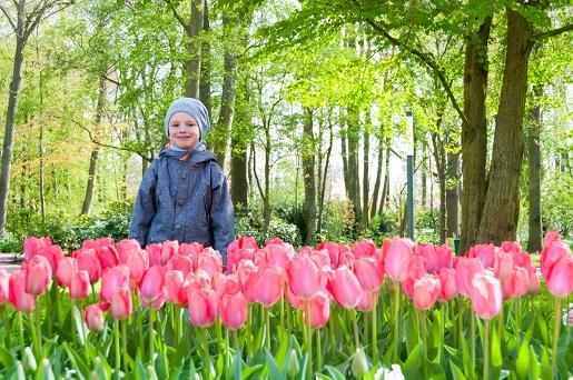 Keukenhof Holandia rodzinne atrakcje