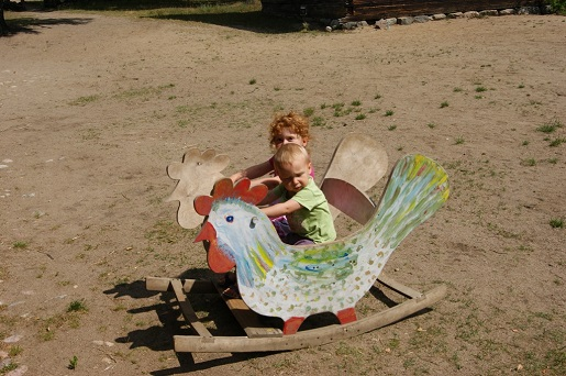 Kaszuby Skansen - atrakcje dla dzieci
