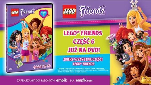 LEGO Friends 6 bajka dla dzieci
