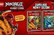 LEGO NINJAGO film online Władcy Czasu DVD