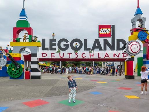 LEGOLAND® Deutchland w Gunzburg Bawaria