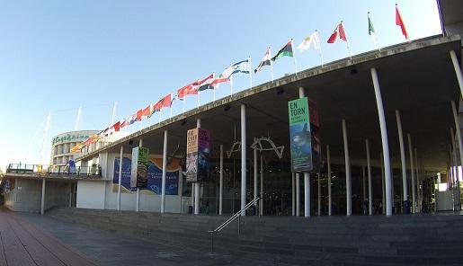 La aquarium-oceanarium Barcelona zwiedzanie z dziećmi