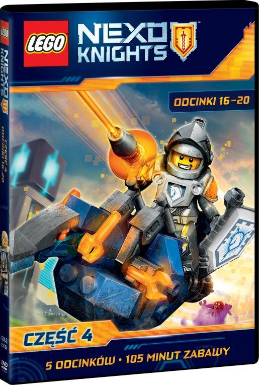 Lego Nexo Knights część 4 opinie