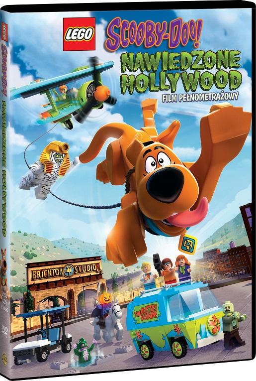 Lego Scooby-Doo_Nawiedzone Hollywood_DVD_3D