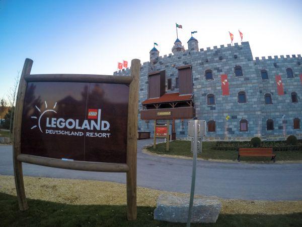 Legoland Niemcy Gunzburg atrakcje