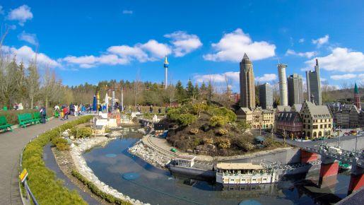 Park rozrywki Legoland Niemcy Gunzburg