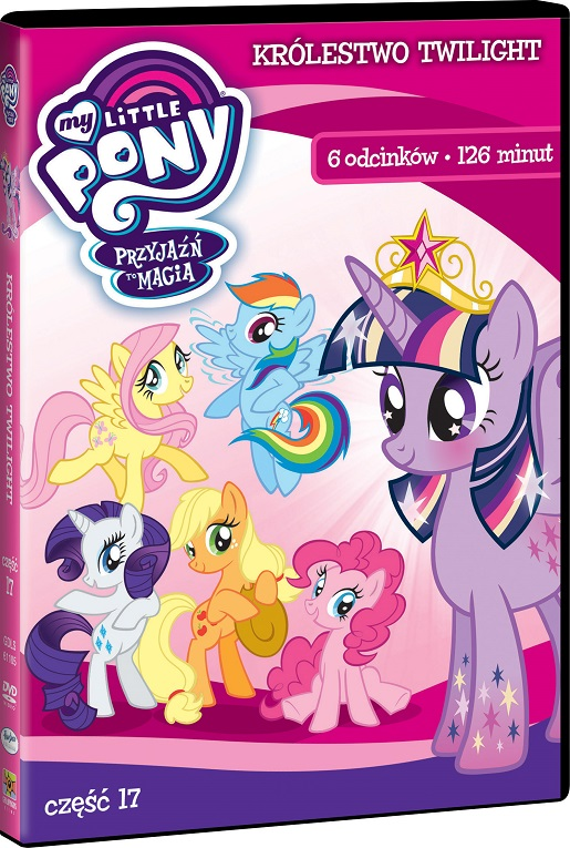 MY LITTLE PONY 17 DVD 3D