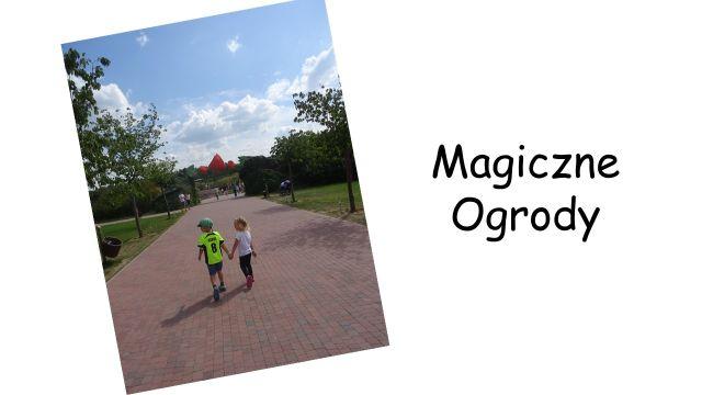 Magiczne Ogrody Janowiec opinie atrakcje dla dzieci 111