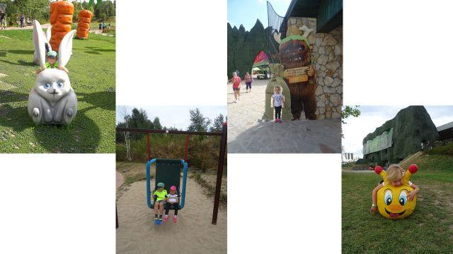 Magiczne ogrody atrakcje - wakacje z dzieckiem w Polsce opinie
