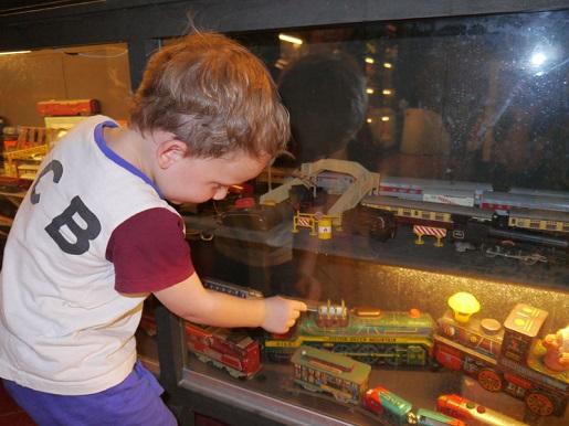 Malezja Georgetown Muzeum Zabawek atrakcje dla dzieci