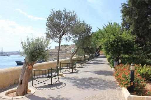 Malta  atrakcje- Valletta zwiedzanie