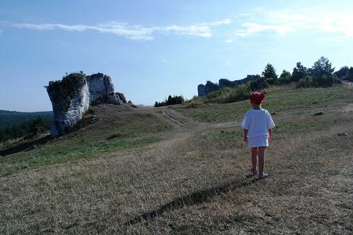 atrakcje z dzieckiem wiosną Śląskie Zamek