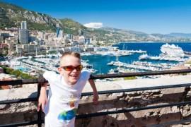 Monaco Francja rodzinne atrakcje