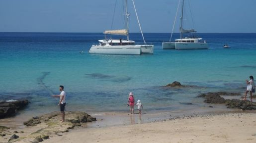 atrakcje dla dzieci Fuerteventura plaże opinie
