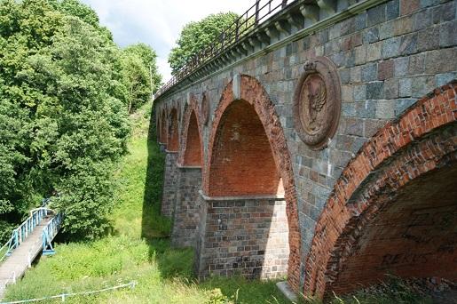 Most w Bytowie Kaszuby