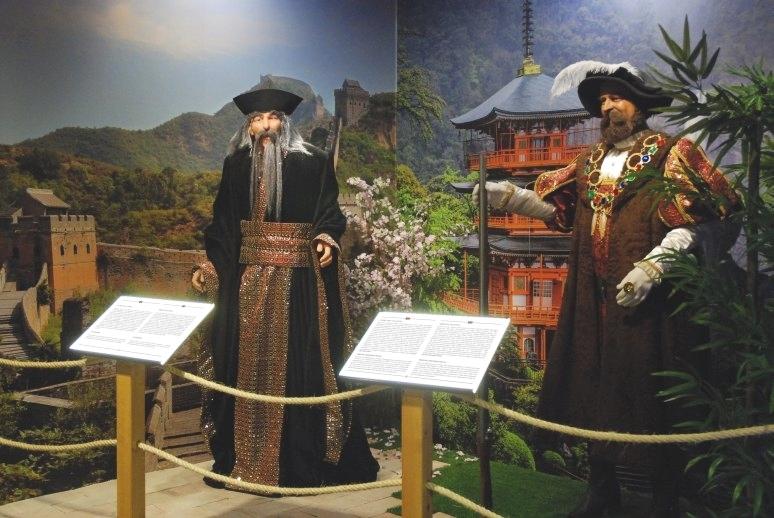 Algarve Muzeum Figur Woskowych atrakcje opinie Portugalia