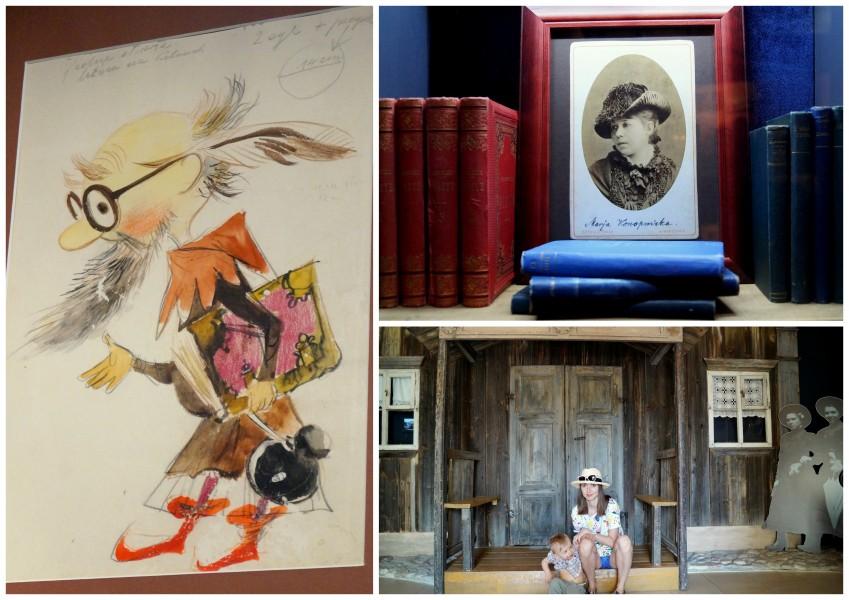 Muzeum Marii Konopnickiej Suwałki z dzieckiem