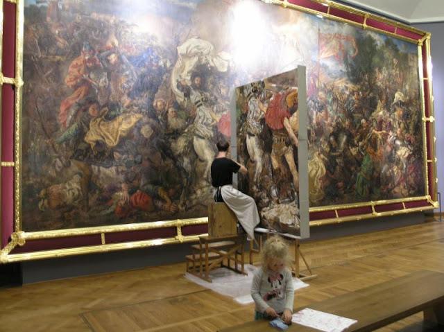 Muzeum Narodowe zwiedzanie z dzieckiem opinie