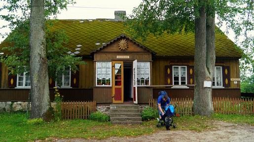 Muzeum Stara Plebania atrakcje Suwalszczyzna