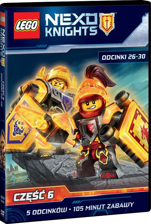NEXO 6 DVD 3D