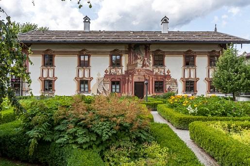 Oberammergau Bawaria zwiedzanie z dzieckiem atrakcje