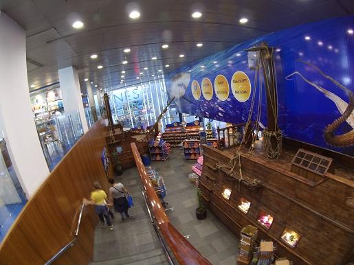 Oceanrium Barcelona - La Aquarium opinie atrakcje
