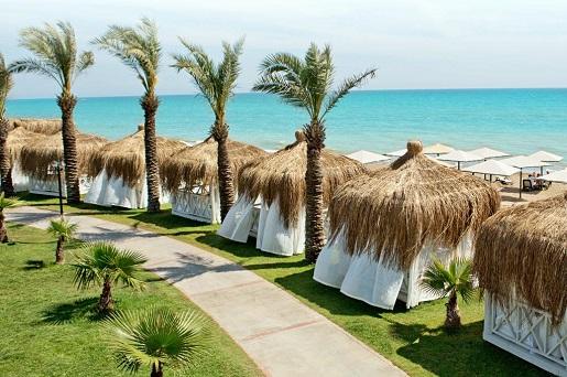 Paloma Grida Resort Belek opinie All Inclusive Turcja wakacje