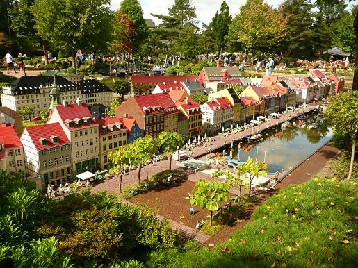 Legoland Dania atrakcje dla dzieci