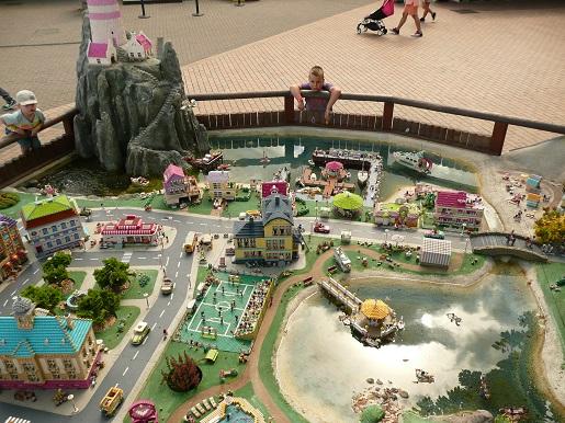Legoland Dania weeken z dziećmi