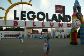 Legoland Billund Dania atrakcje dla dzieci