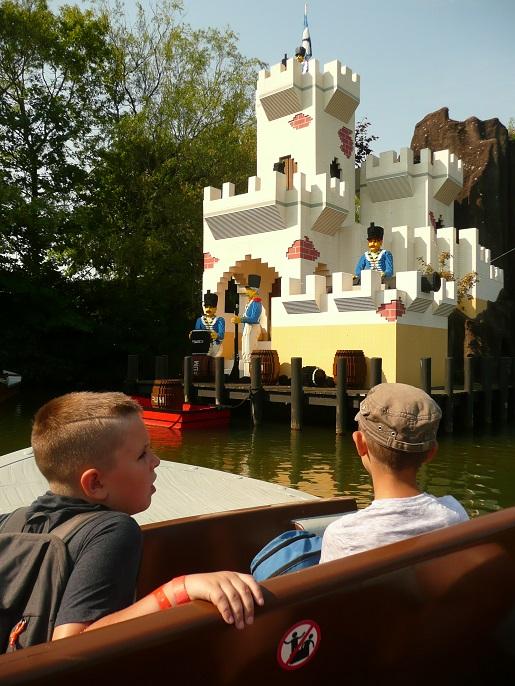 Legoland Dania rodzinne atrakcje