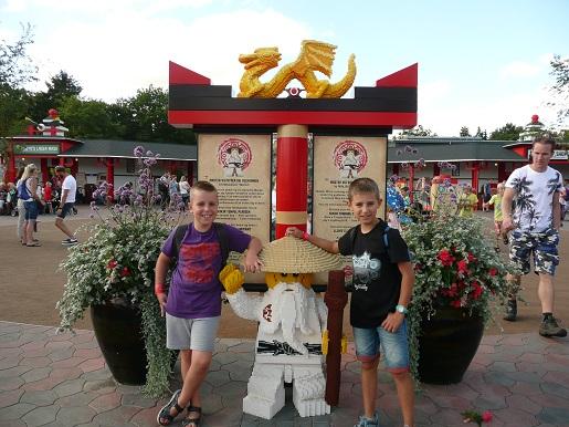Legoland Dania opinie atrakcje