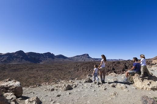 Park Narodowy TEIDE wulkan-zwiedzanie Teneryfy z dzieckiem