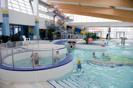 aquapark Tarnów rodzinne atrakcje