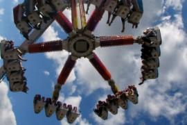 rodzinne atrakcje park rozrywki Olandia