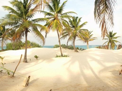 plaże Meksyk