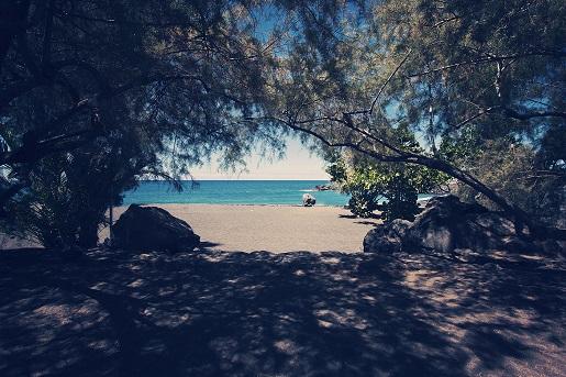 Plaża jardin Puerto de la Cruz_najlepsze plaże Teneryfa