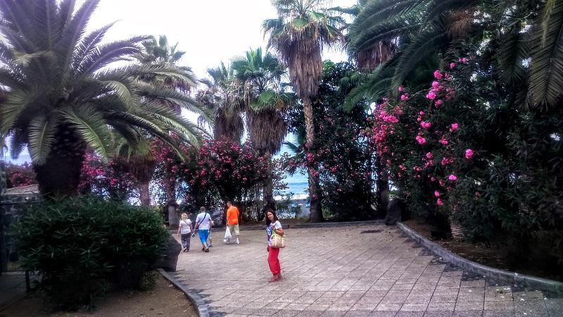 Playa Jardin opinie atrakcje
