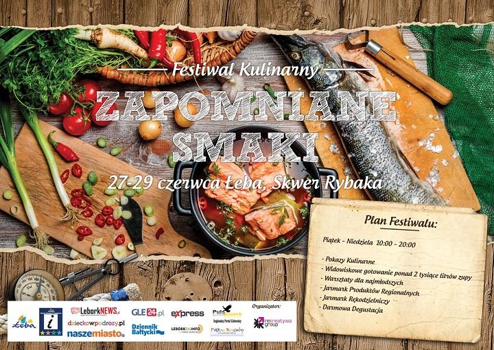 Festiwal Kulinarny Łeba 2014 Lato