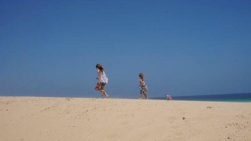 wakacje z dzieckiem Fuerteventura opinie gdzie najlepsze plaże
