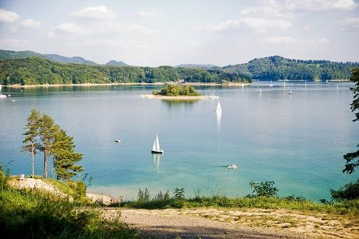 Polańczyk2-jezioro