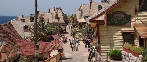 Popeye Village Malta wakacje z dzieckiem opinie