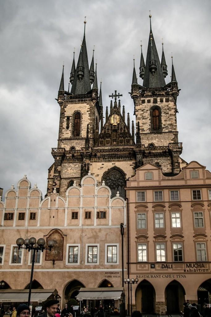 wczasy z dziećmi Praga Czechy