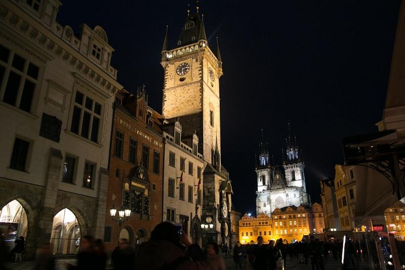 Praga nocą opinie atrakcje zdjęcia
