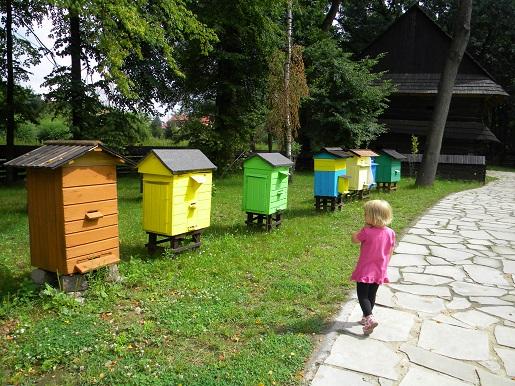 Pszczyna Skansen atrakcje dla dzieci